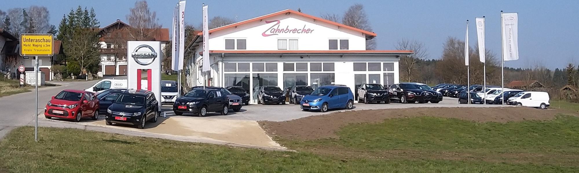 Header Autohaus Zahnbrecher