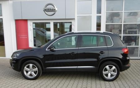 VW Tiguan 2.0 Track & Style 4Motion *Klima/Navi*